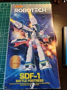 Vintage 1984 Matchbox Robotech SDF-1 Battle Fortress