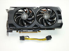 AMD Radeon RX480 gaming graphics card, 2304 stream processors/shaders DirectX 12
