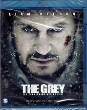 BLU-RAY - THE GREY - LE TERRITOIRE DES LOUPS - Liam Neeson