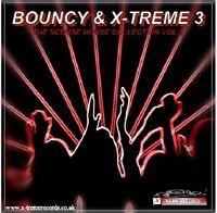 BOUNCY & X-TREME 3 - 2009 SCOUSE HOUSE MIX CD *LISTEN*