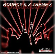BOUNCY & X-TREME 3 - 2009 SCOUSE HOUSE MIX CD *LISTEN*