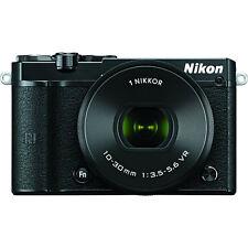 Nikon 1 J5 Digital Camera w/ NIKKOR 10-30mm f/3.5-5.6 PD Zoom Lens - Black