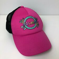 Vintage Mambo Surf Since 1984 Snapback Cap/Hat Unisex One Size Fit For All