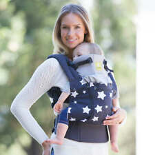 New! Lillebaby Complete All Seasons Baby Carrier Charcoal with Stars