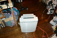 Hunter Fan Model 30377 Ion Generator Air Filtered Fan With Remote Tested