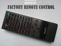 SONY RMT-V272 REMOTE CONTROL RT146527431, RMTV272, SLV272, SVO1320
