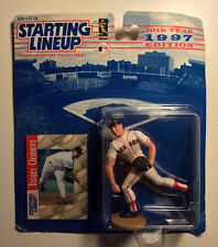 """MLB Sports Action Figure Roger Clemens Boston Red Sox Starting Lineup  4-1/2"""""""