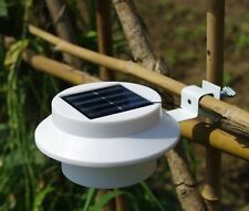 Solar Lights Power Outdoor Garden Light Fence LED Wall With Bracket