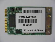 Broadcom BCM94311 Mini PCI Express Card 27MA3WLTA60 Gateway