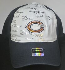 Chicago Bears Reebok Womens Bling Special Hat Cap Worlds Finest Crystals