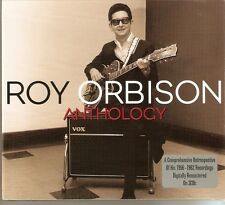 Roy Orbison - Anthology [The Best Of / Greatest Hits] 3CD NEW/SEALED