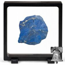 3D Magic Frame 110 Display 4.25 x 4.25 Floating Mineral Rock Geode Fossil Stand