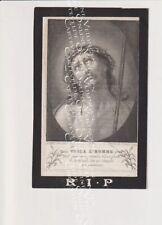 Oud doodsprentje DP H. Vermeersch Winston Bassevelde Sint-Niklaas 1880