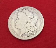 1900-O MORGAN SILVER ONE DOLLAR COIN