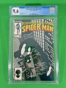 Peter Parker Spectacular Spider-Man #101 - CGC 9.6 White pages - 4/1985