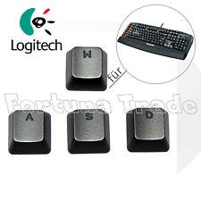 4 Tasten keycap Original (SET W,A,S,D) für Logitech G710+ Gaming Tastatur