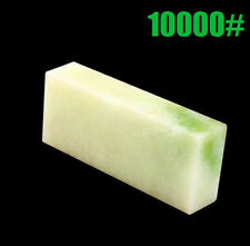 10000#Grit Polishing Sharpening Stone Sharpener Whetstone Oil Stone Brick New