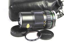 OLYMPUS ZUIKO 1:4 F=75-150mm Classic Auto-Zoom Lens to Fit OM-1 OM-2 OM-3 OM-4.