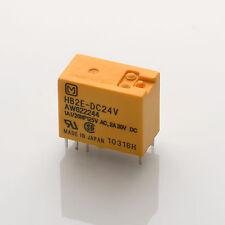 HB2E-DC24V Relais / 24V 24VDC / Matsushita Panasonic Aromat Nais