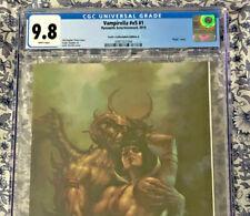 Vampirella #1 CGC 9.8 Lucio Parrillo Exclusive Virgin Variant 1 of 500 made RARE