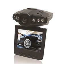 In Car Van 720p HD USB 12V Vehicle Dash Cam Camera Night Vision Recorder 8GB SD