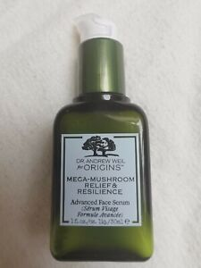 origins Dr Weil Mega Mushroom Relief Advanced Face Serum 30ml neu 51€