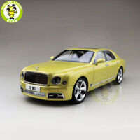 1/18 Almost Real Bentley Mulsanne Speed 2017 Julep Diecast Model Car Man Gifts