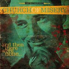 Church Of Misery - And Then There Were None… (NEW CD)
