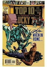 Top 10 #9 Signed by Zander Cannon America's Best Comics
