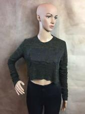 Zara Cropped Top With Lettering to Front Size Small B23 Ref 5644 079