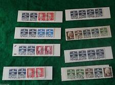 Nicht bestimmte gestempelte Briefmarken aus Europa