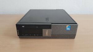 Bureau PC Dell OptiPlex 960 SFF Core2Quad 2,66 GHZ 4 GB RAM sans Disque Dur