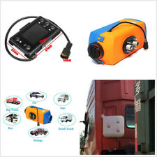 Trucks Car 3KW-5KW Adjustable 12V Air Diesel Heater w/LCD Switch Preheat Engine