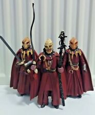 10th DOCTOR WHO Sycorax Leader 2x Warrior With Accessories Regeneration Tenth