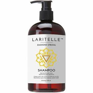 Laritelle Organic Shampoo Diamond Strong 17.5 oz