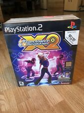 Dance Dance Revolutuon X-2 Song Playstetion 2 Ps2 Brand New Sealed