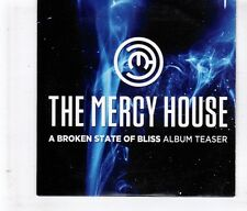 (HL129) The Mercy House, A Broken State Of Bliss sampler - 2012 Metal Hammer CD