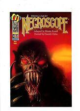 "1993 Malibu Comics ""Necroscope"", # 4 1st Printing, Brian Lumley,  VF/NM. BX12"