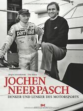 Jochen Neerpasch Lewandowski Biografie Motorsport Formel 1 F1 Rennfahrer Buch