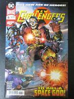 New Challengers #6 - December 2018 - DC Comics # E11