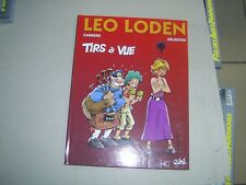 Leo Loden, Tome 12 : Tirs a Vue Christophe Arleston Carrere