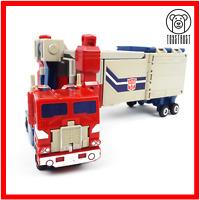 Transformers Optimus Prime Powermaster G1 Convoy Vintage Action Figure Takara
