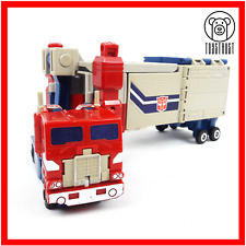 Transformers Optimus Prime Powermaster G1 Convoy Vintage Action Figure Takara
