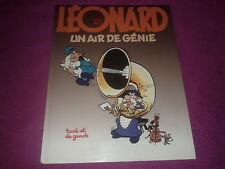 LÉONARD - UN AIR DE GÉNIE - T.21 EO