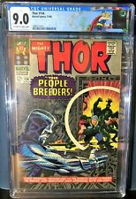 The Mighty Thor # 134 *CGC 9.0* First appearance of The High Evolutionary!