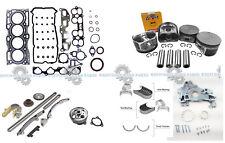 Master Engine Rebuild Kit  for 02-06 Nissan Altima Sentra 2.5L QR25DE DOHC