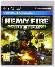 Heavy Fire Shattered Spear Ps3 Koch Media 5016488126571