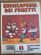 Enciclopedia dei Fumetti Fascicolo 11 ed. Sansoni 1970 -  [G506] B.C. THE WIZARD