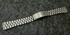 19mm seiko long bracelet  bellmatic sports divers monster watch strap new