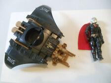 Destro's Despoiler Cobra Attack Hover Jet w/driver 1988 COMPLETE Battle Force 2K